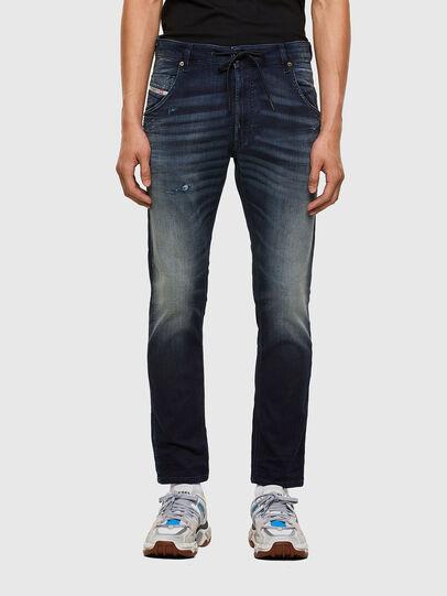 Diesel - KROOLEY JoggJeans® 069QD, Blu Scuro - Jeans - Image 1