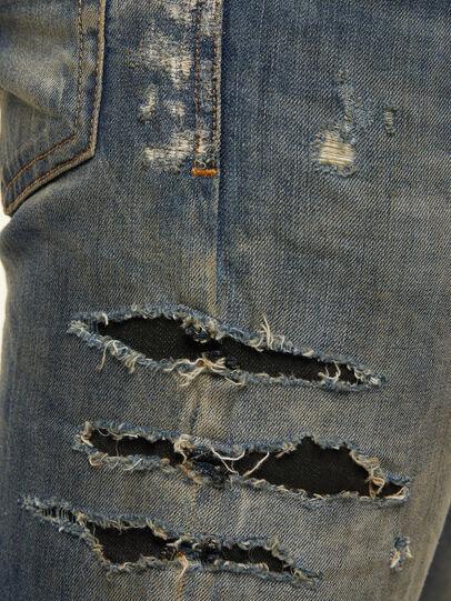 Diesel - Tepphar 009GP, Blu Scuro - Jeans - Image 3