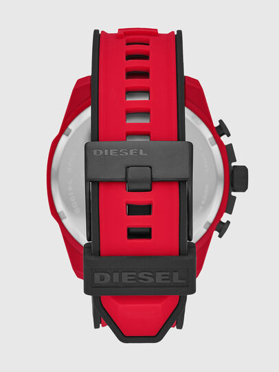 Diesel - DZ4526, Rosso - Orologi - Image 3