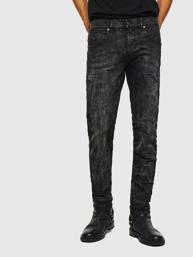 D-Strukt 069KE, Nero/Grigio scuro - Jeans