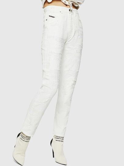 Diesel - D-Eiselle 069IJ, Bianco - Jeans - Image 1