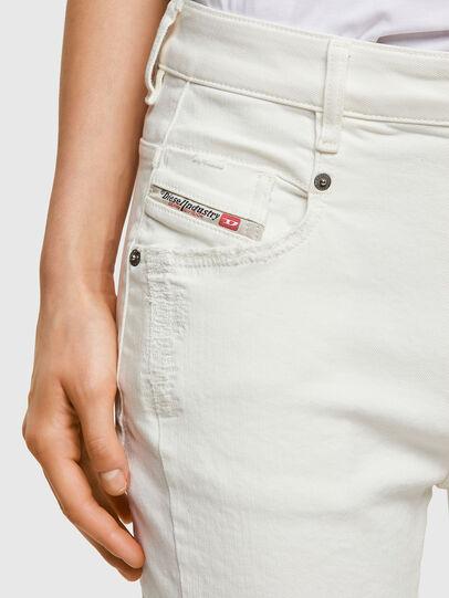 Diesel - Fayza 009NR, Bianco - Jeans - Image 5