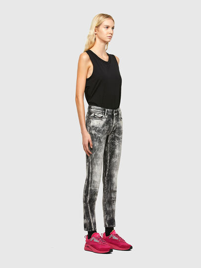 Diesel - S-SERENDIPITY LC W, Rosa Fluo - Sneakers - Image 7