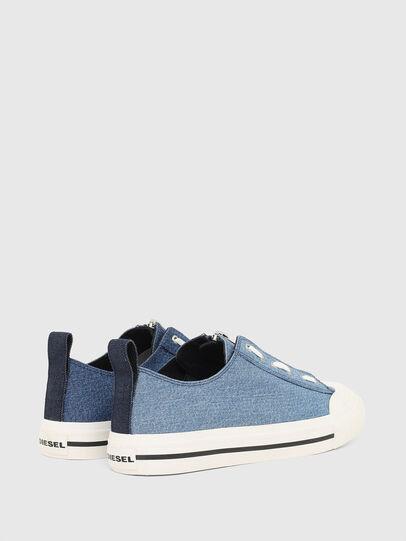 Diesel - S-ASTICO LZIP, Blu - Sneakers - Image 3