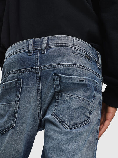 Diesel - Thommer 0853P, Blu medio - Jeans - Image 4