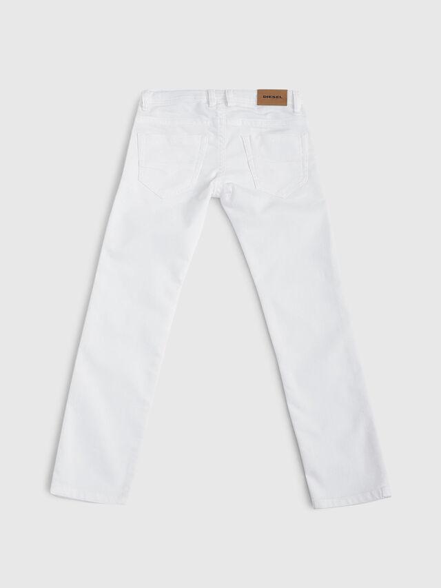 Diesel - THOMMER-J, Bianco Jeans - Jeans - Image 2