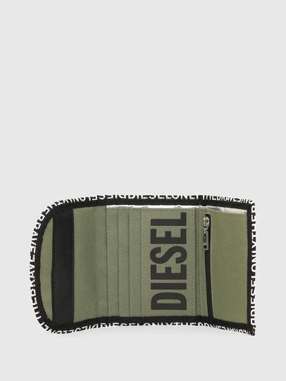 Diesel - YOSHINO VERT, Nero - Portafogli Piccoli - Image 3