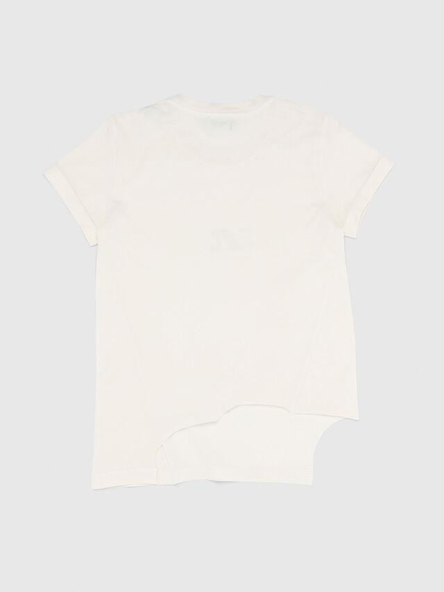 Diesel - TICRAI, Bianco sporco - T-shirts e Tops - Image 2