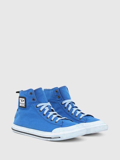 Diesel - S-ASTICO MID CUT, Blu - Sneakers - Image 2