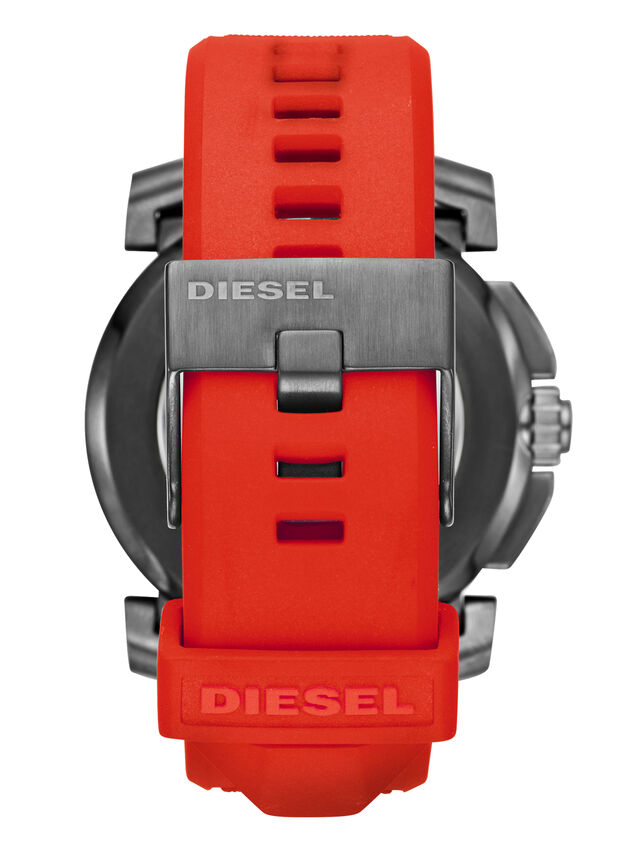 Diesel - DT1005, Rosso - Smartwatches - Image 3