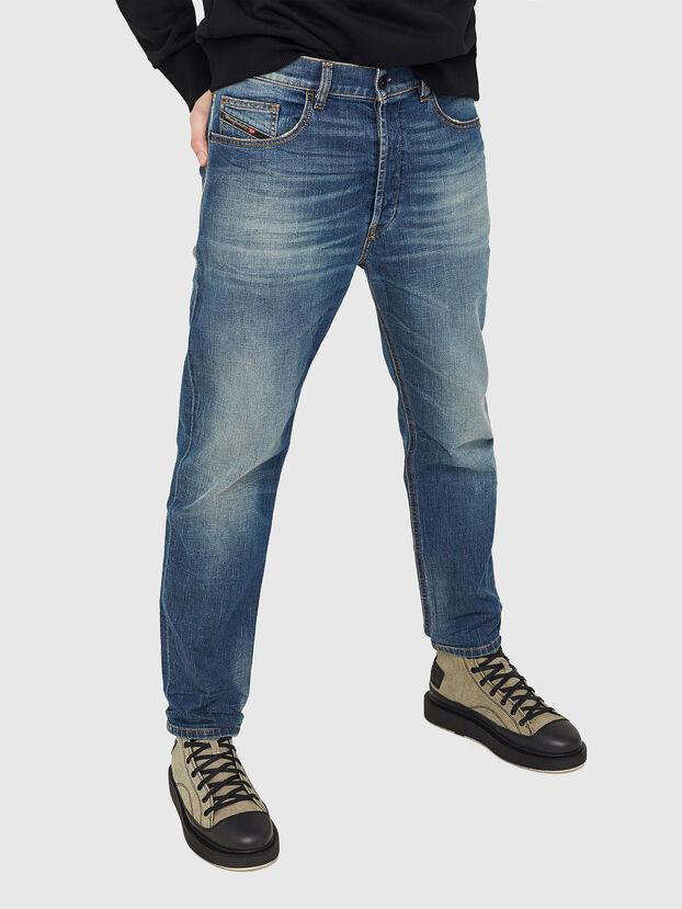 D-Eetar 089AR, Blu Scuro - Jeans