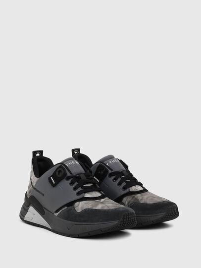 Diesel - S-BRENTHA LC, Nero - Sneakers - Image 2