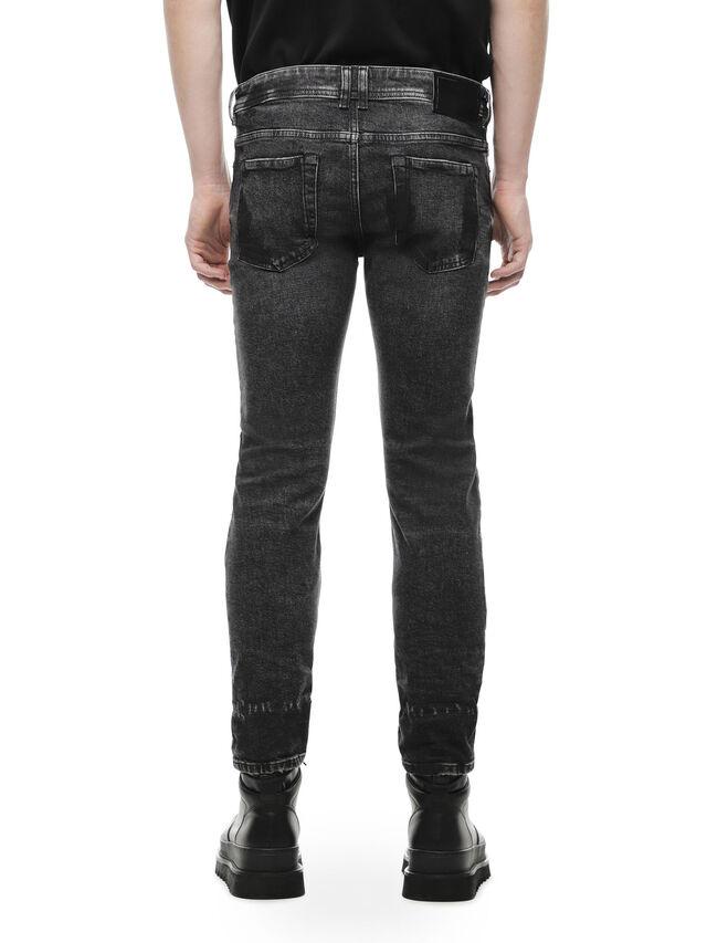 Diesel - TYPE-2814, Nero Jeans - Jeans - Image 2