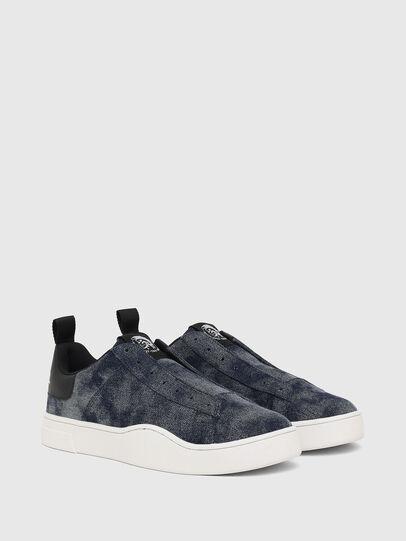 Diesel - S-CLEVER SO, Blu - Sneakers - Image 2
