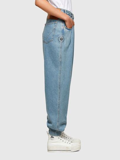 Diesel - D-Concias 009RQ, Blu Chiaro - Jeans - Image 8