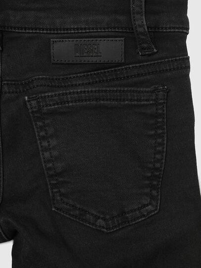 Diesel - DHARY-J JOGGJEANS, Nero - Jeans - Image 3
