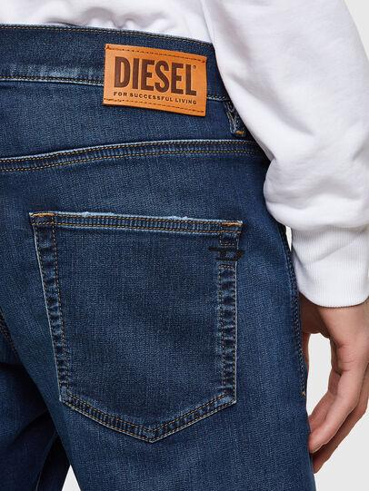 Diesel - D-Strukt JoggJeans® 069RX, Blu Scuro - Jeans - Image 4