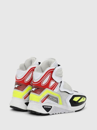 Diesel - ASTARS-SKBOOT, Bianco - Sneakers - Image 3