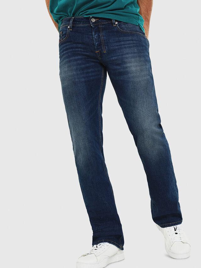 Diesel - Zatiny 087AW, Blu Scuro - Jeans - Image 1