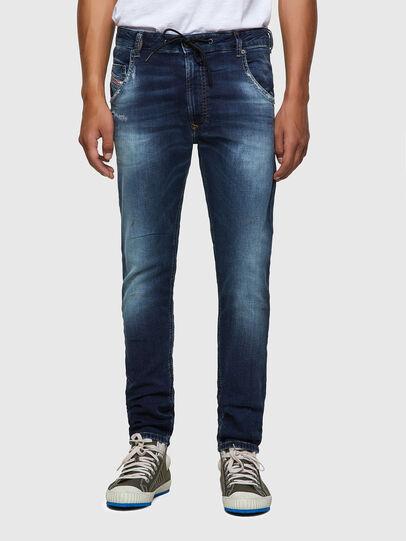 Diesel - Krooley JoggJeans® 069YF, Blu Scuro - Jeans - Image 1