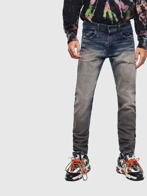 D-Strukt 0097Q, Blu medio - Jeans