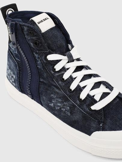 Diesel - S-ASTICO MID ZIP, Blu - Sneakers - Image 5