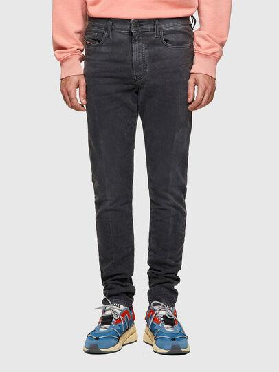 Diesel - D-Amny JoggJeans® 09A74, Nero/Grigio scuro - Jeans - Image 1