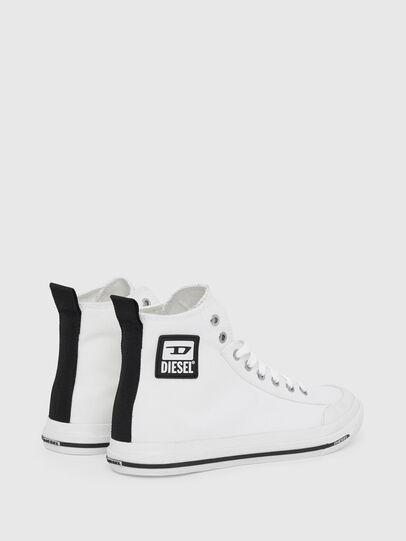 Diesel - S-ASTICO MID CUT W, Bianco - Sneakers - Image 3