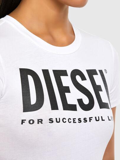 Diesel - UFBY-BODYTEE, Bianco - Body - Image 3
