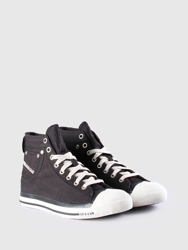 Diesel - EXPOSURE W, Nero/Bianco - Sneakers - Image 2