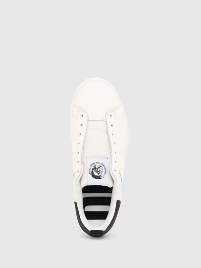 Diesel - S-CLEVER SO W, Bianco/Nero - Sneakers - Image 5