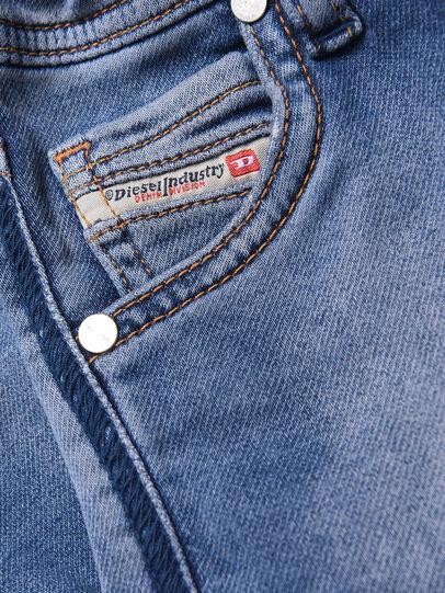 Diesel - KROOLEY-B-N JOGGJEANS, Blu Chiaro - Jeans - Image 3