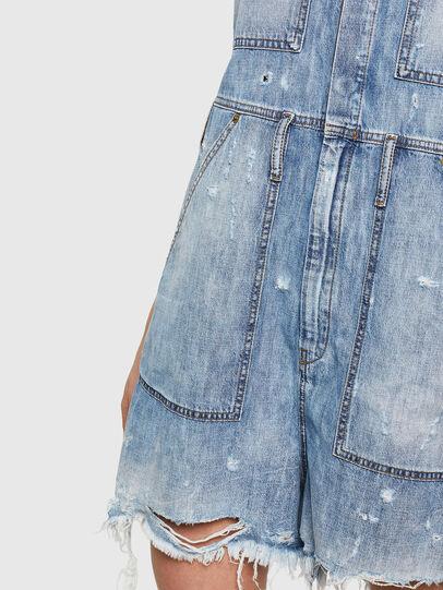 Diesel - DE-BETTE, Blu Jeans - Tute e Salopette - Image 3