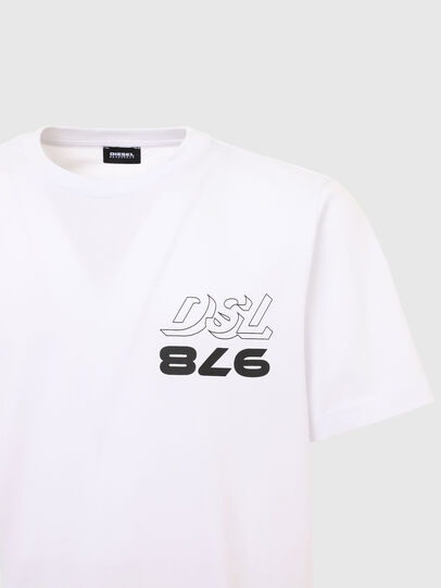Diesel - BMOWT-JUST-B, Bianco - Out of water - Image 3