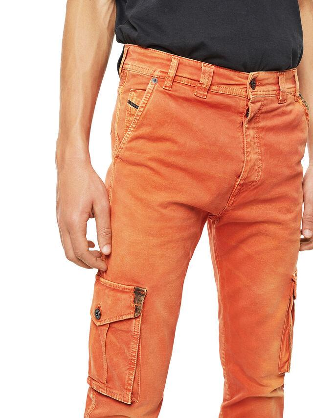 Diesel - TYPE-2910, Arancione - Jeans - Image 4