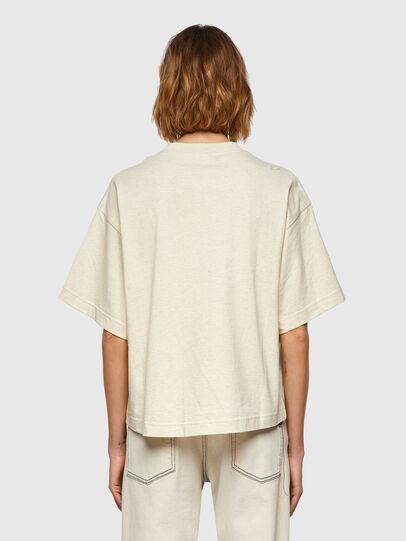 Diesel - T-BOWXY, Bianco - T-Shirts - Image 2