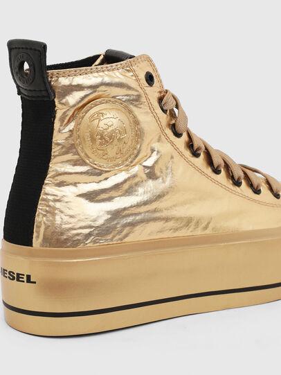 Diesel - S-ASTICO MC WEDGE, Oro - Sneakers - Image 4