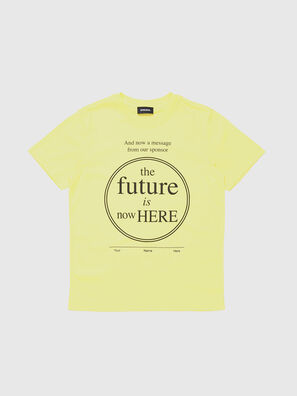 TDIEGOYD, Giallo - T-shirts e Tops
