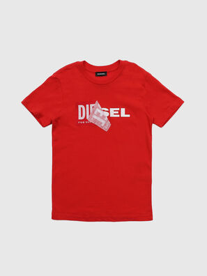 TDIEGO, Rosso - T-shirts e Tops