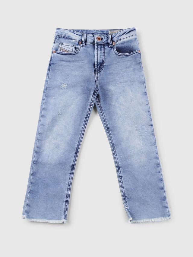 Diesel - ARYEL-J JOGGJEANS, Blu Chiaro - Jeans - Image 1