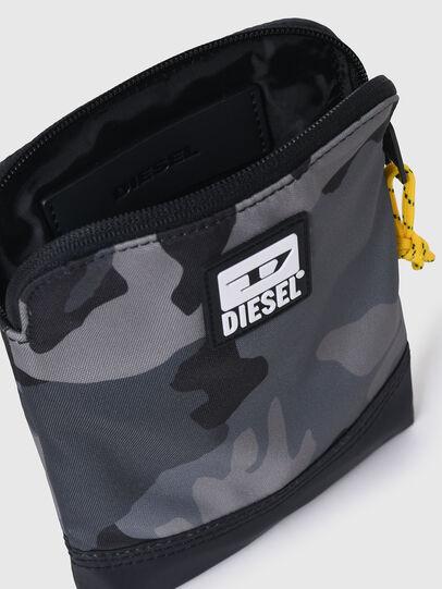 Diesel - VYGA, Grigio/Nero - Borse a tracolla - Image 4