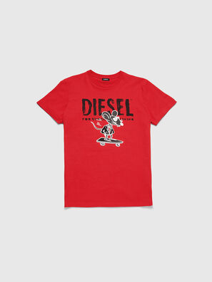 CL-T-DIEGO-1, Rosso - T-Shirts