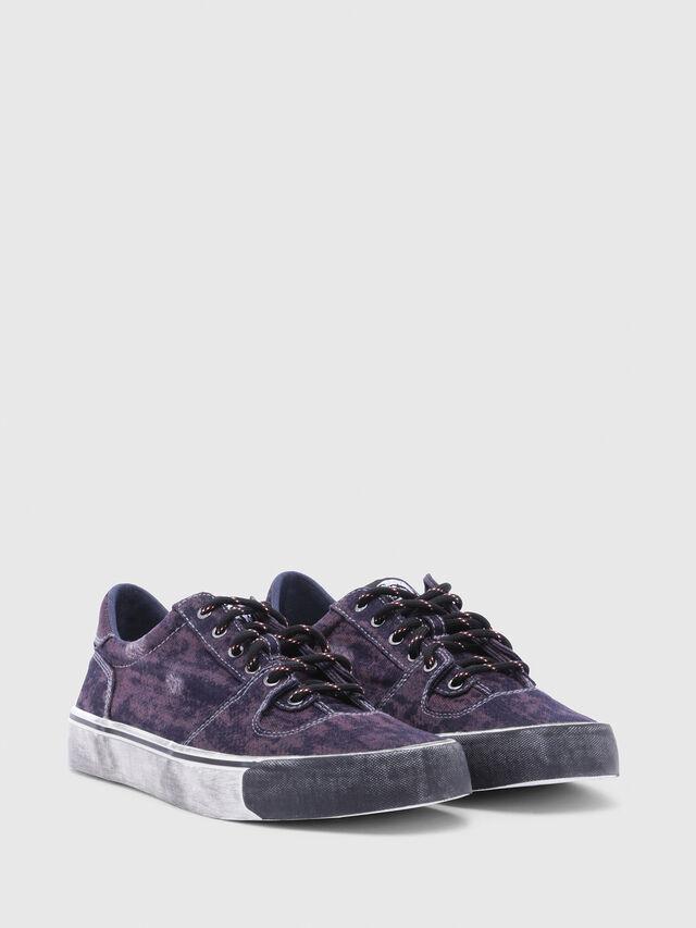 Diesel - S-FLIP LOW, Viola - Sneakers - Image 2