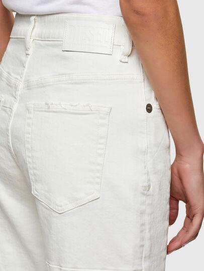Diesel - D-Reggy 009UL, Bianco - Jeans - Image 4