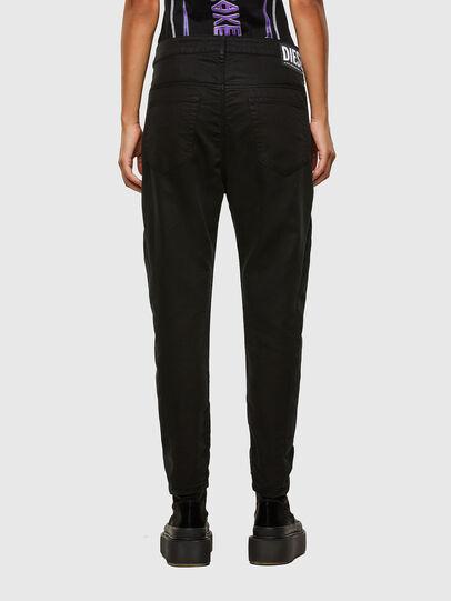 Diesel - FAYZA JoggJeans® 069NC, Nero/Grigio scuro - Jeans - Image 2