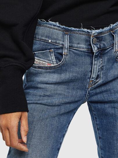 Diesel - D-Ebbey 009AA, Blu medio - Jeans - Image 5
