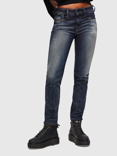 Diesel - D-Rifty 0096U, Blu Scuro - Jeans - Image 1