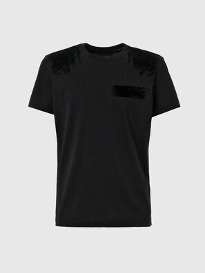 T-IEGO-A, Nero - T-Shirts