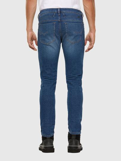 Diesel - D-Bazer 009DB, Blu medio - Jeans - Image 2