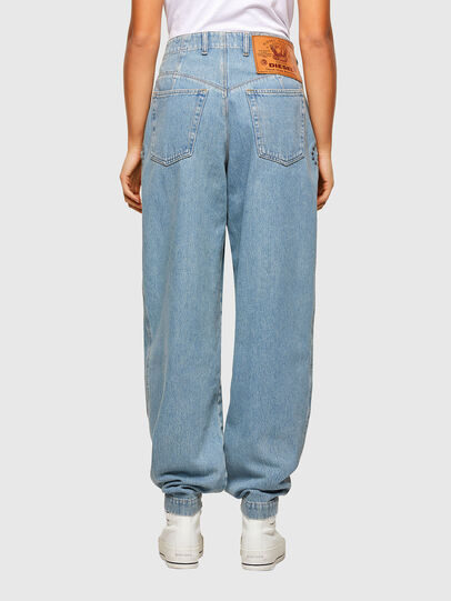 Diesel - D-Concias 009RQ, Blu Chiaro - Jeans - Image 2